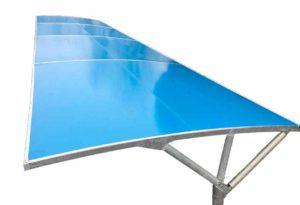 coperture fotovoltaiche per parcheggi