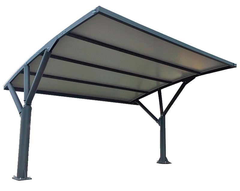 Fabulous tettoie per auto e coperture modulari mx - Tettoie in legno leroy merlin ...