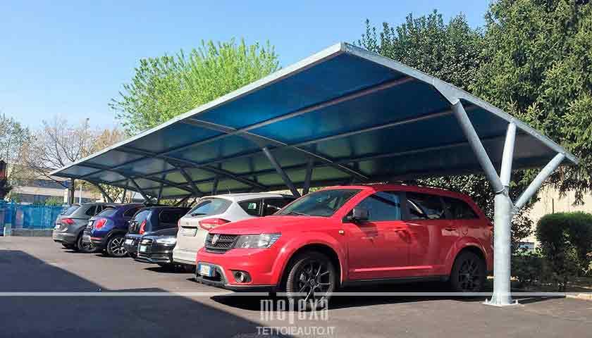 tettoie per parcheggi a treviso